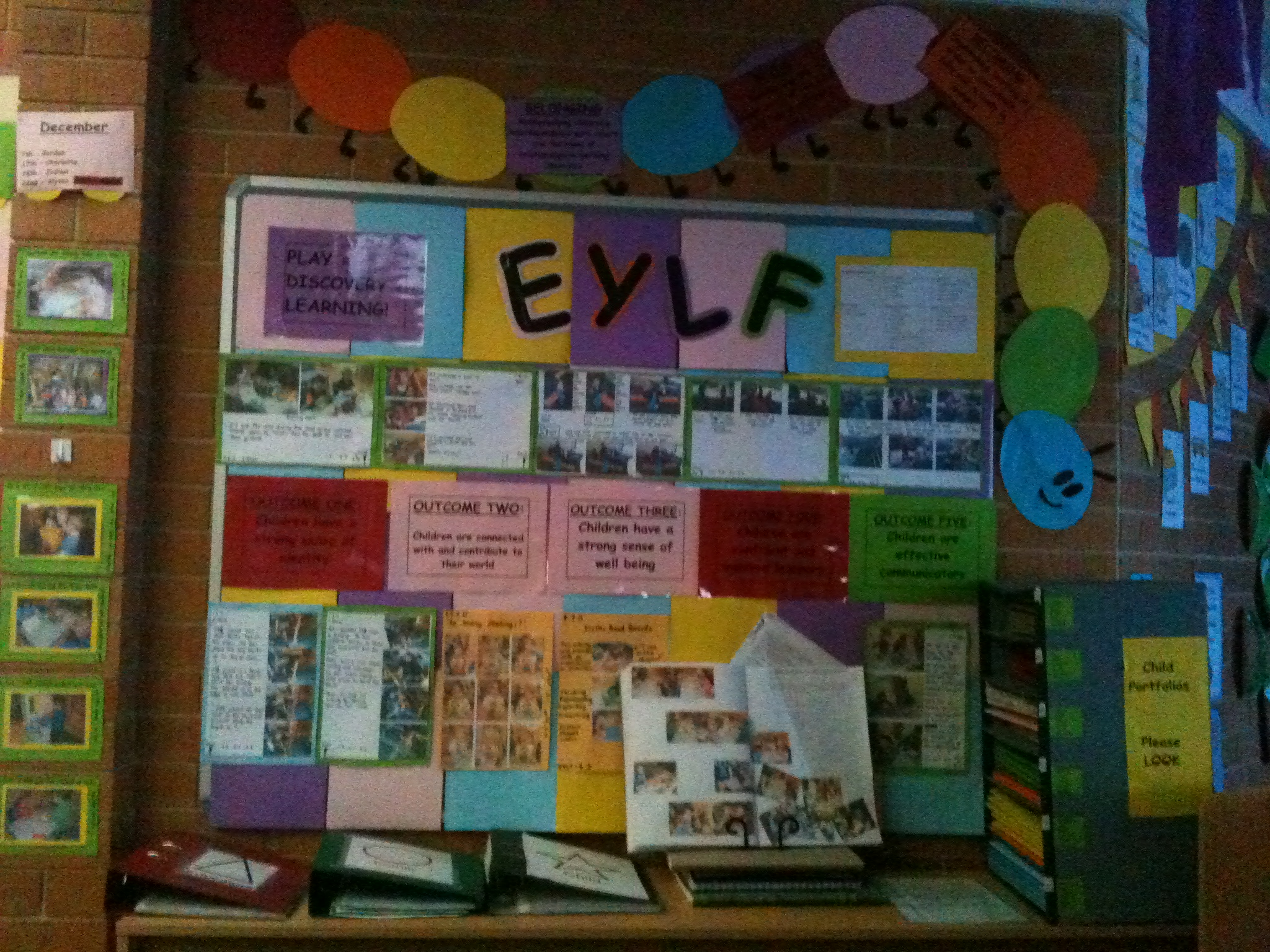 Updated – My EYLF Display. :) | funtasticearlychildhoodideas